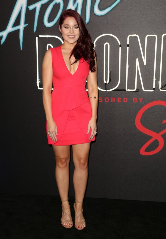 "Erin Robinson - ""Atomic Blonde"" Premiere in Los Angeles 07/25/2017"