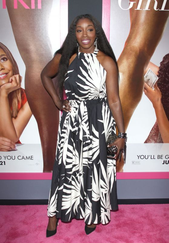 "Estelle – ""Girls Trip"" Premiere in Los Angeles"