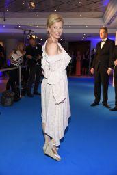 Eva Habermann – Spa Diamond Award 2017 in Hotel Palace Berlin 07/03/2017