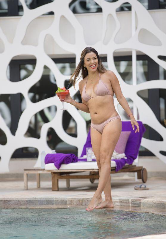 Eva Longoria at Hard Rock Hotel Ibiza in Ibiza 07/20/2017