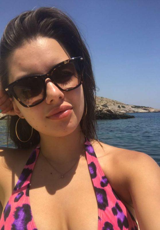 Fatima Ptacek - Social Media Pics 07/14/2017