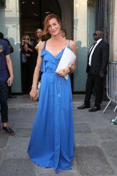 Fauve Hautot – Jean-Paul Gaultier Fashion Show in Paris 07/05/2017