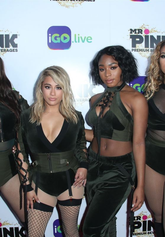 Fifth Harmony - iGo.Live Launch Event in Los Angeles 07/26/2017