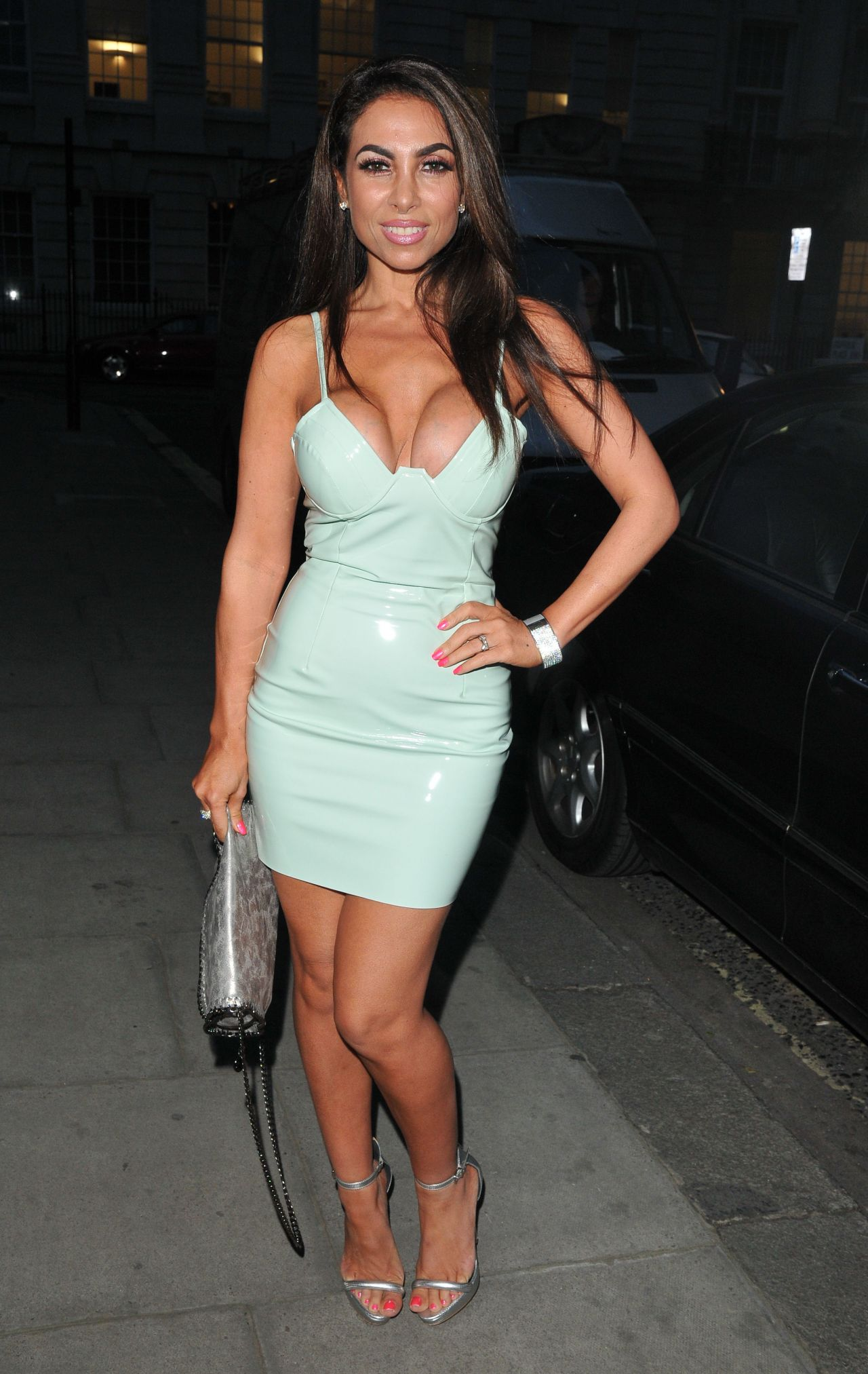 Francine Lewis Latest Photos Celebmafia