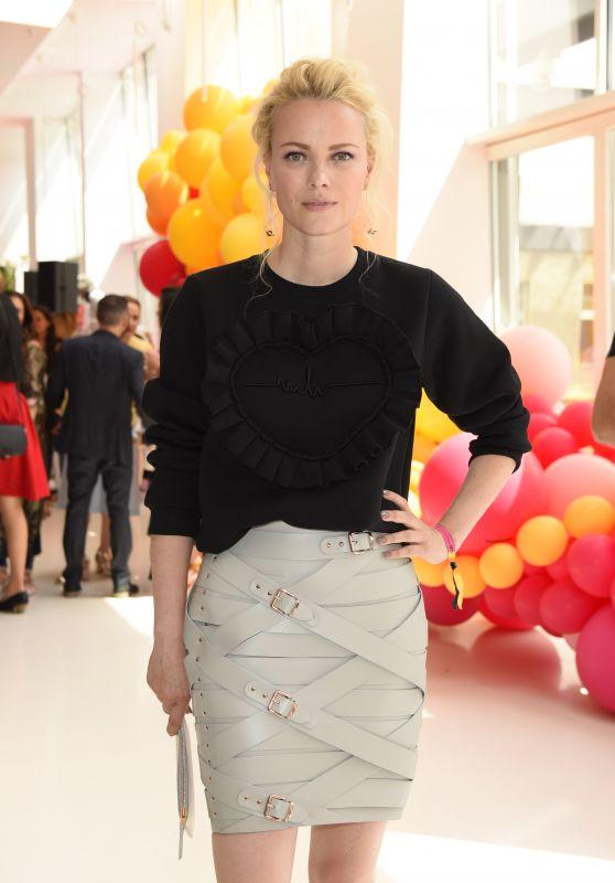 Franziska Knuppe – Gala Fashion Brunch at Mercedes-Benz Fashion Week in Berlin 07/07/2017