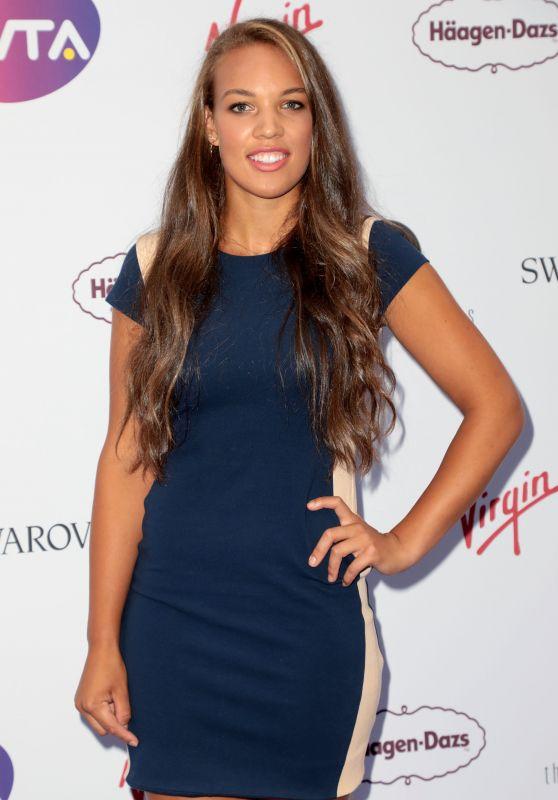 Freya Christie – WTA Pre-Wimbledon Party in London 06/29/2017