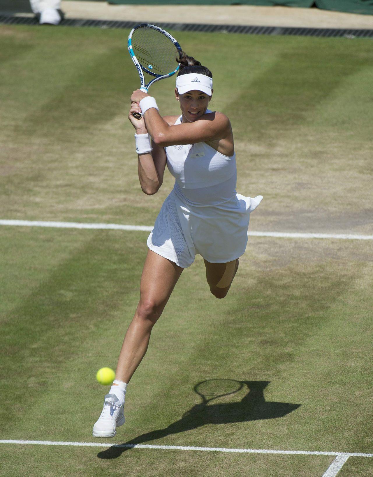 Garbine Muguruza Wimbledon Championships 07 10 2017