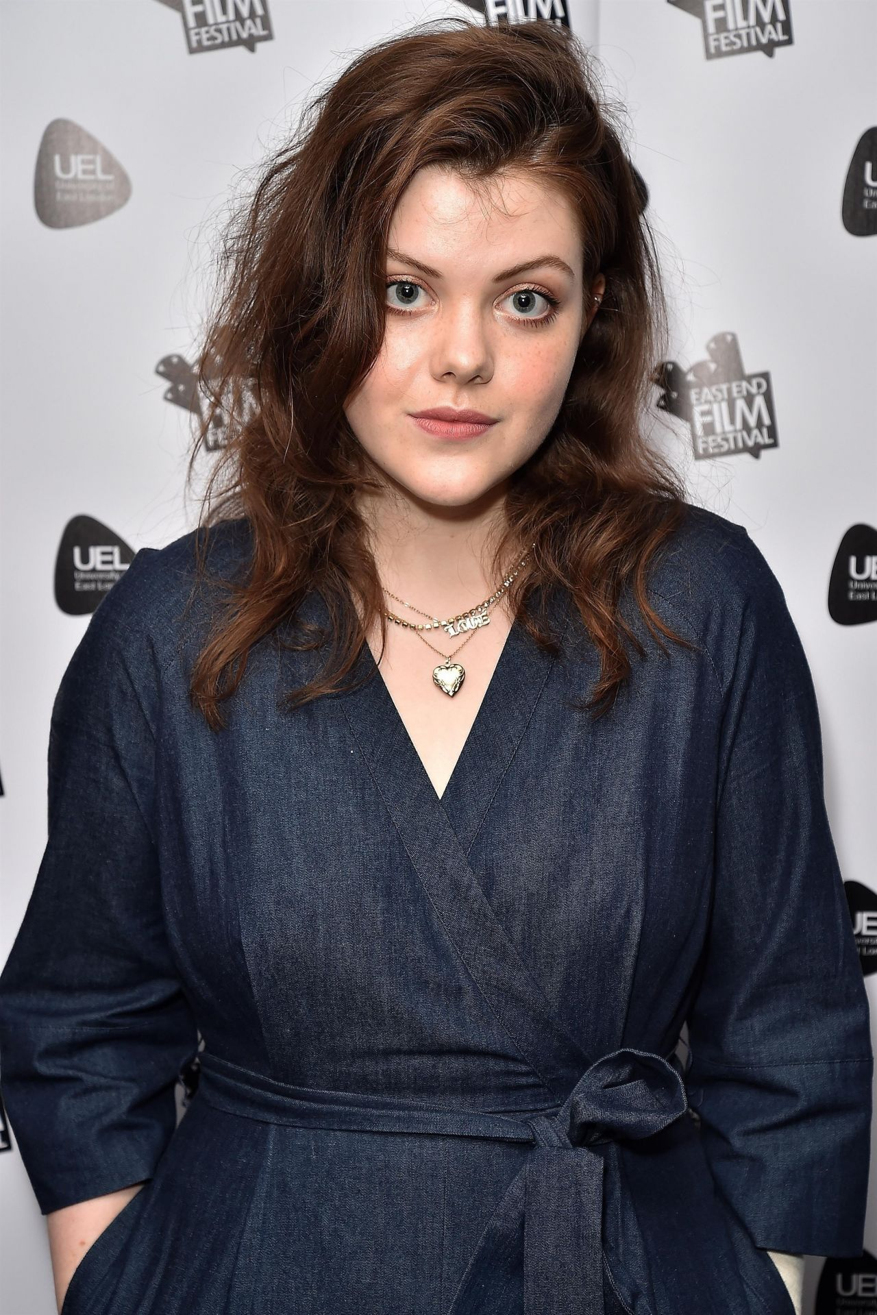 Georgie Henley Nude Photos 63