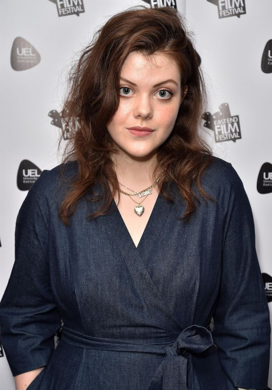 "Georgie Henley - ""Access All Areas"" Premiere in London, UK 07/01/2017"