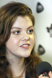 """Georgie Henley - """"Access All Areas"""" Premiere in London, UK 07/01/2017"""