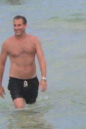 Gigi Paris in a Bikini - Miami Beach 07/22/2017