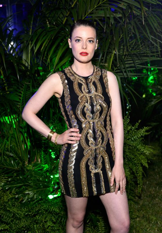 Gillian Jacobs – BALMAIN Celebrates first Los Angeles Boutique Opening 07/20/2017