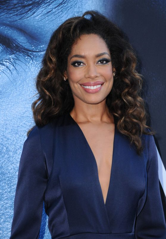 "Gina Torres - ""Game Of Thrones"" Season 7 Premiere in Los Angeles 07/12/2017"
