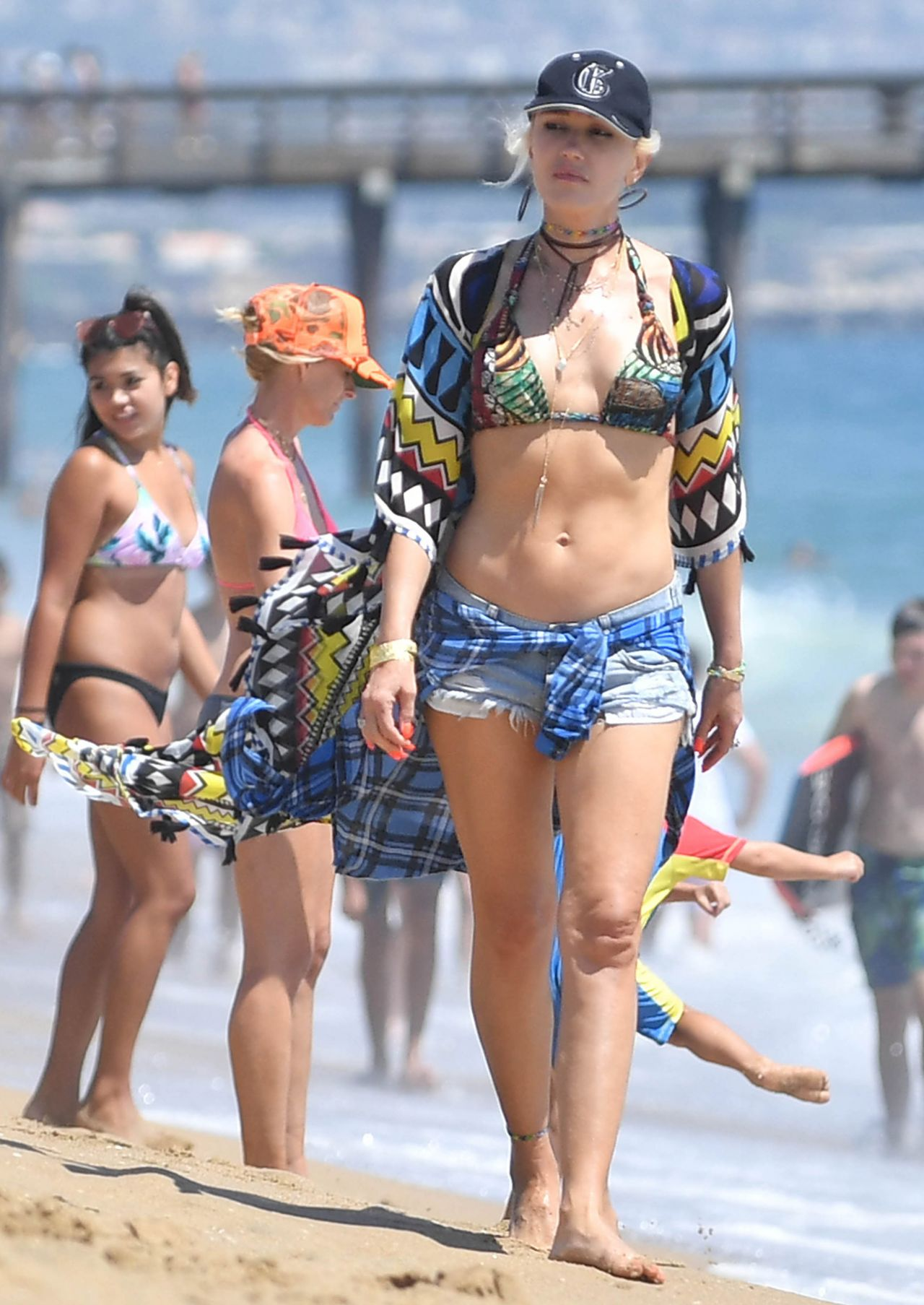 Share your Latest bikini show