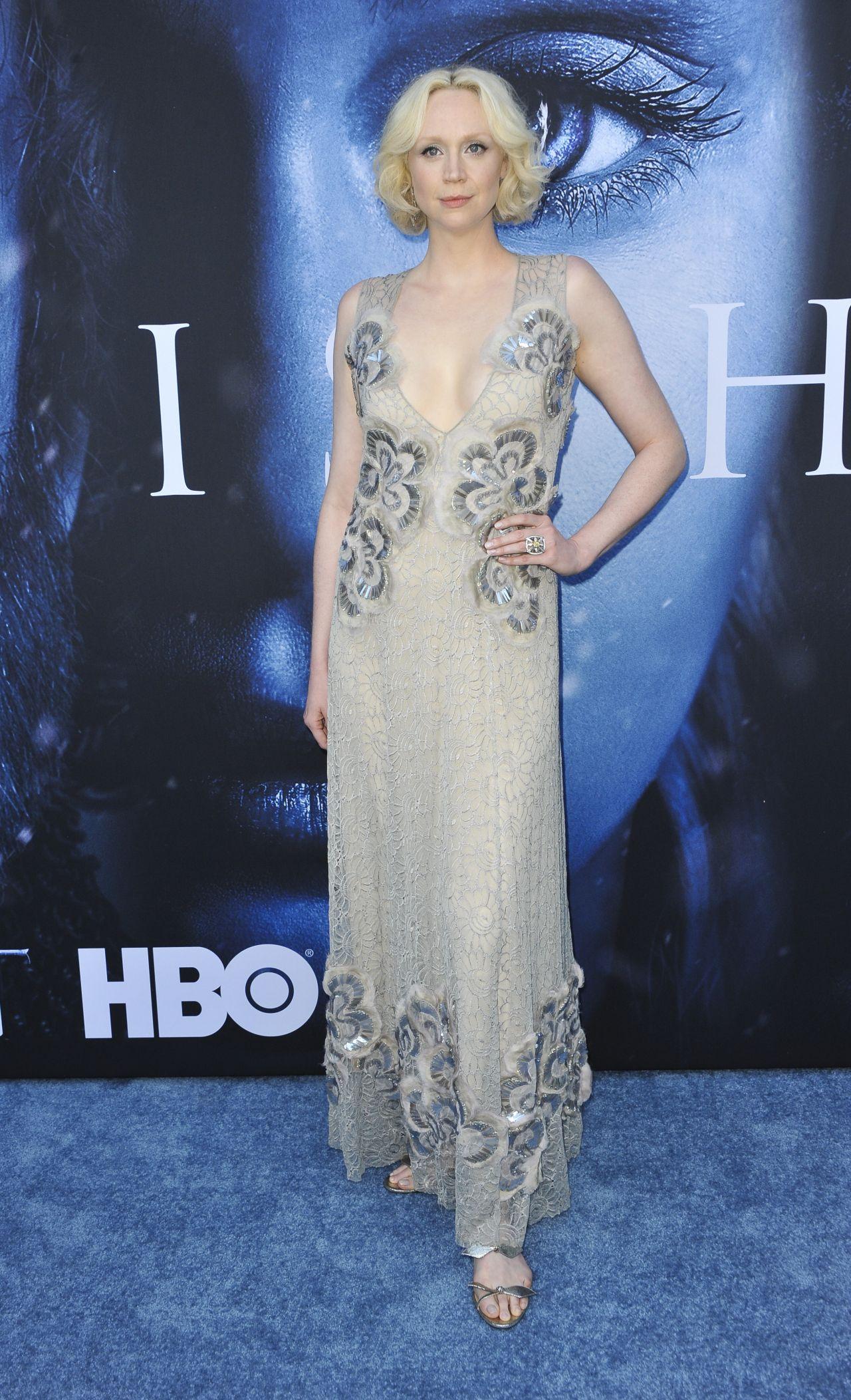 Gwendoline Christie Quot Game Of Thrones Quot Season 7 Premiere