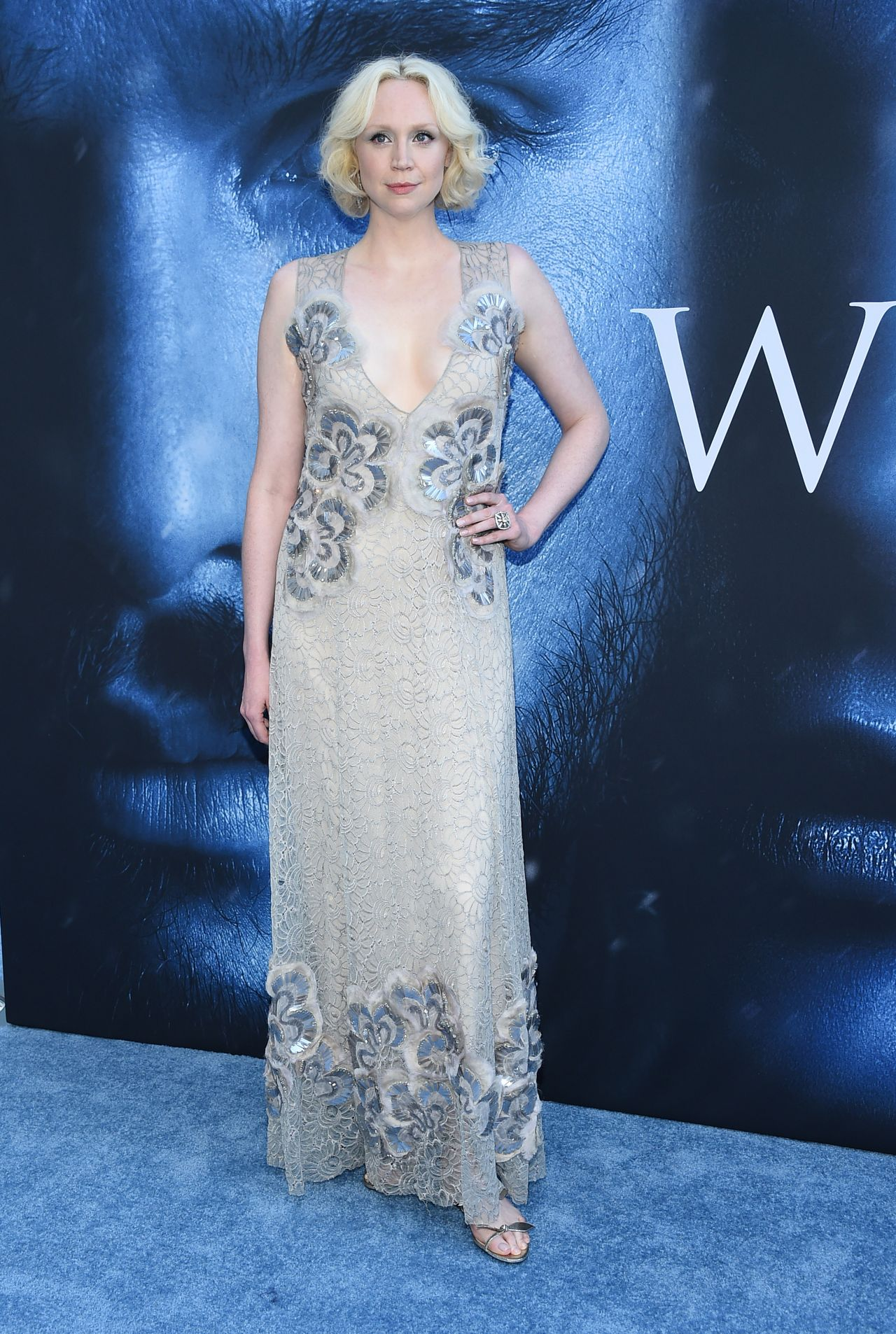 Gwendoline Christie Quot Game Of Thrones Quot Season 7 Premiere