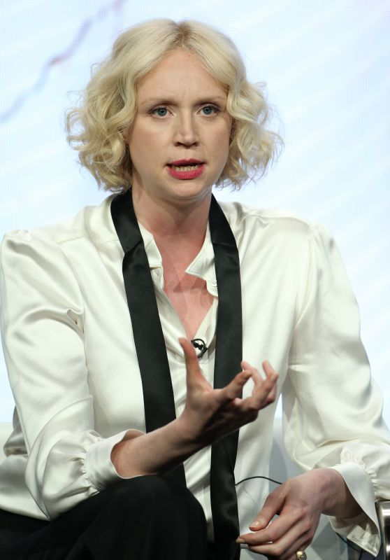 "Gwendoline Christie - ""Top of the Lake: China Girl"" TV Show Panel at TCA Summer Press Tour in LA 07/29/2017"
