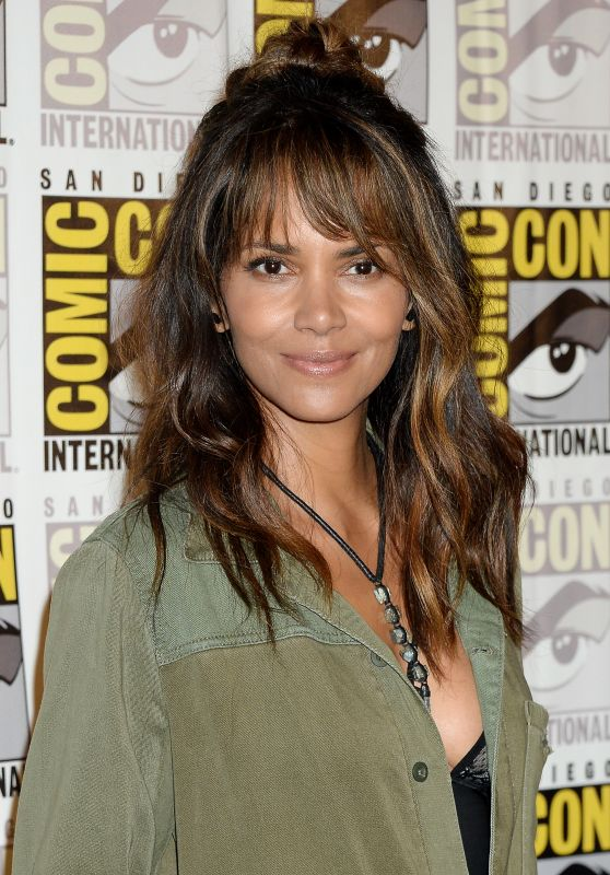 Halle Berry - 20th Century FOX Presentation at Comic-Con in San Diego 07/20/2017