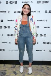 Harley Quinn Smith – 2017 WIRED Cafe at Comic Con in San Diego