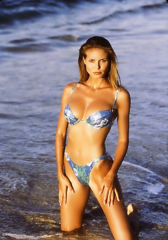 Heidi Klum Bikini Photos (1998)