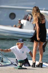 Heidi Klum in Saint-Tropez 07/26/2017