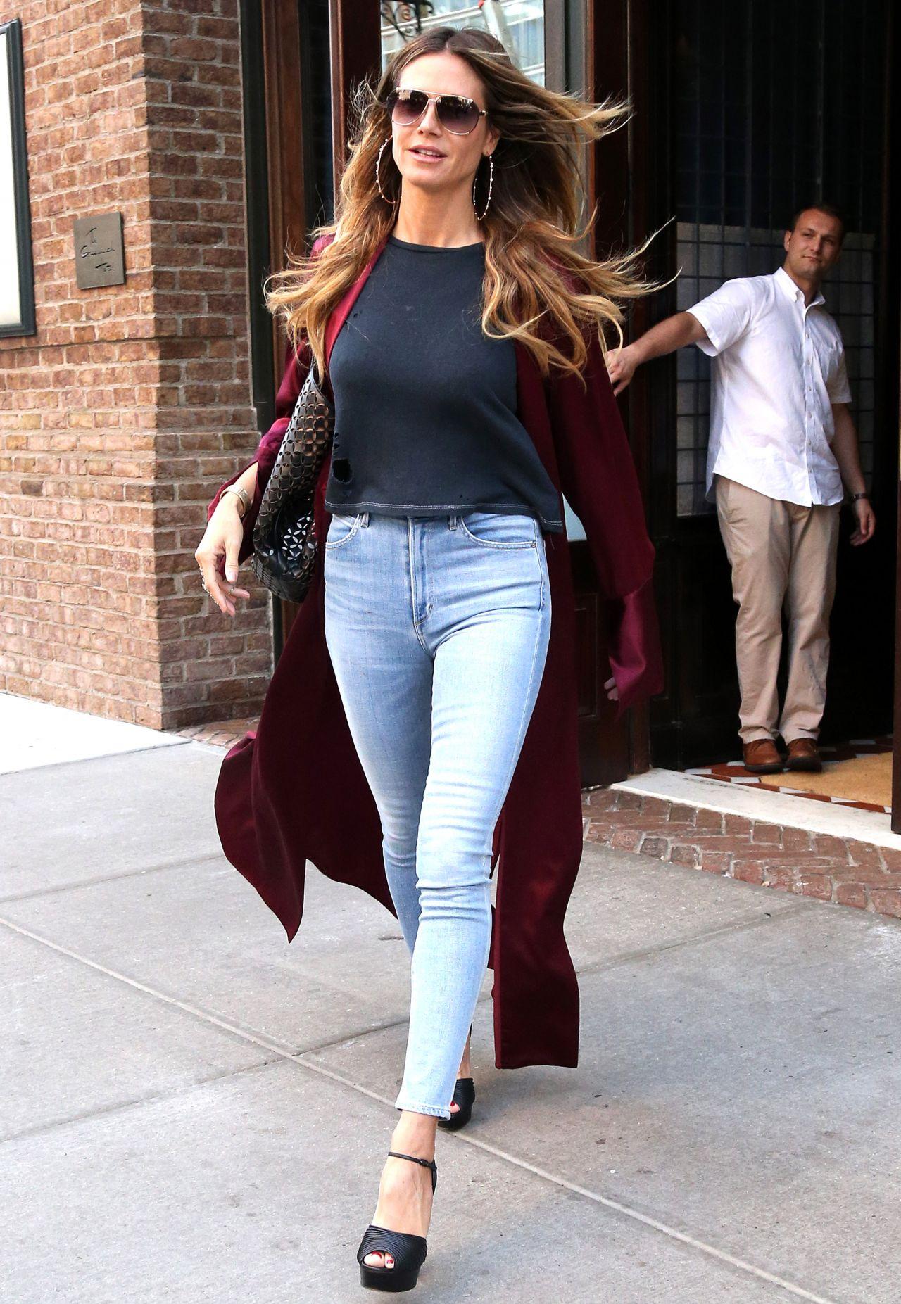 New York Fashion Street Style