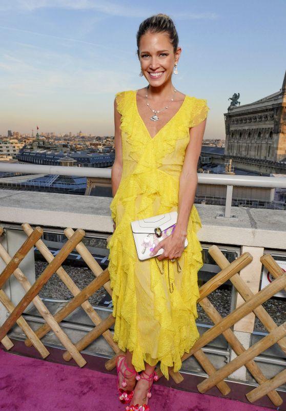 Helena Bordon - Bulgari Pop Store Launch in Paris 07/04/2017
