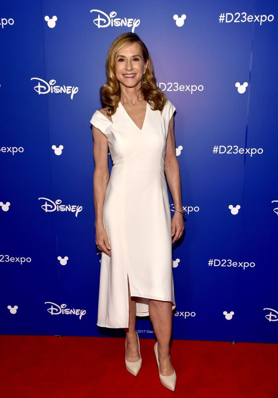 Holly Hunter – Disney's D23 EXPO 2017 in Anaheim 07/15/2017