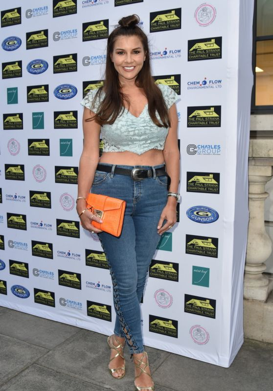 Imogen Thomas – Paul Strank Charitable Trust Summer Party in London 07/05/2017