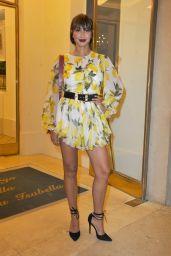 Jackie Cruz at Ischia Global Film & Music Fest, Italy 07/11/2017