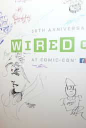 Jamie Chung - 2017 WIRED Cafe at Comic Con in San Diego