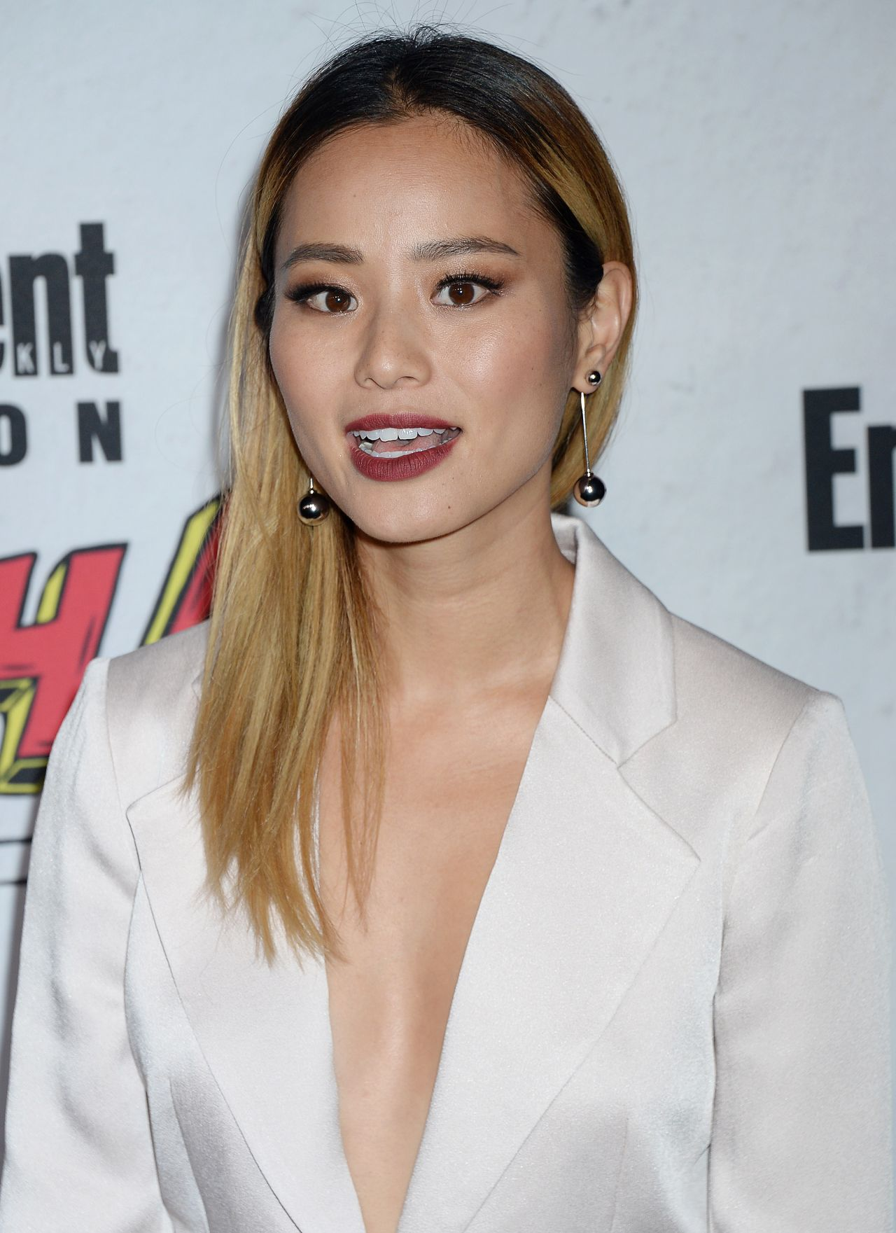 Jamie Chung Ew Party At San Diego Comic Con 07 22 2017