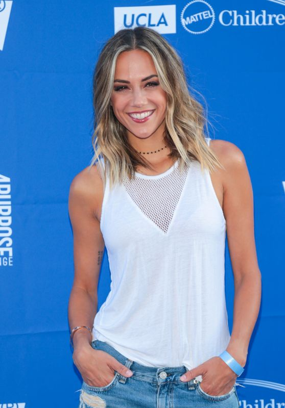 Jana Kramer - Ping Pong 4 Purpose at Dodger Stadium in Los Angeles 07/27/2017