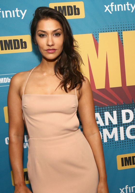 Janina Gavankar – #IMDboat At San Diego Comic-Con 07/20/2017