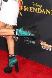 """Jenna Ortega – Disney's """"Descendants 2"""" Premiere in Los Angeles 07/11/2017"""