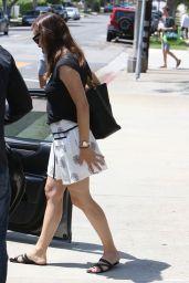 Jennifer Garner - Leaving Church in Los Angeles 07/09/2017