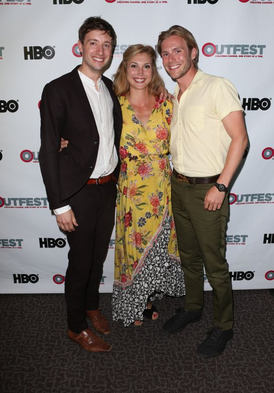 "Jennifer Gerber – ""The Revival"" Sreening – Outfest LGBT Film Festival in LA 07/09/2017"