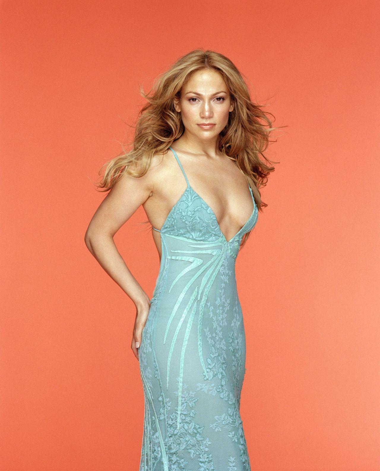 Jennifer Lopez 2000 Photoshoot
