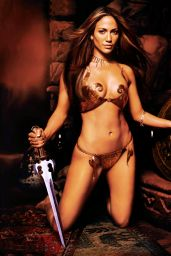 Jennifer Lopez - 2001 Photoshoot