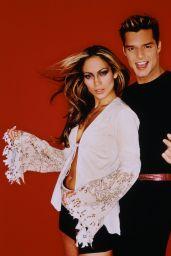Jennifer Lopez - Newsweek 1999 Photoshoot