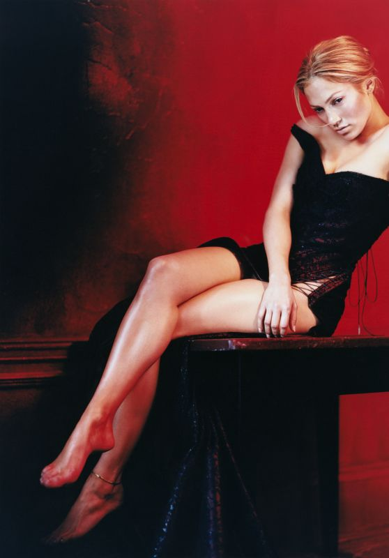 Jennifer Lopez Photoshoot (1994)