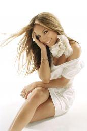 Jennifer Lopez Photoshoot - Elle Japan 2005