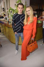 Jenny Elvers – Gala Fashion Brunch at Mercedes-Benz Fashion Week in Berlin 07/07/2017