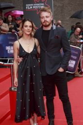 "Jessica Brown Findlay - ""England is Mine"" Movie Premiere at Edinburgh Film Festival 07/02/2017"