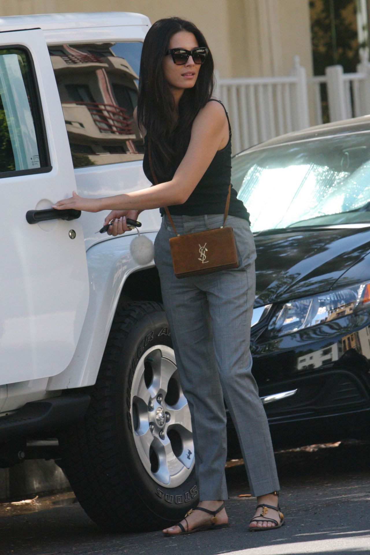 Jessica gomes in casual attire west hollywood nude (34 pic)