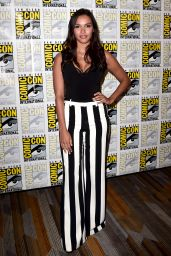 "Jessica Lucas – ""Gotham"" Presentation at Comic-Con in San Diego 07/22/2017"