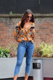 Jessica Shears Casual Style - London, UK 07/04/2017
