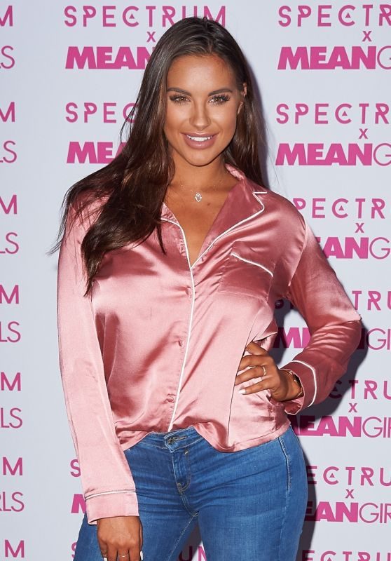 Jessica Shears - Spectrum and Mean Girls Burn Book Launch Party in London 07/26/2017