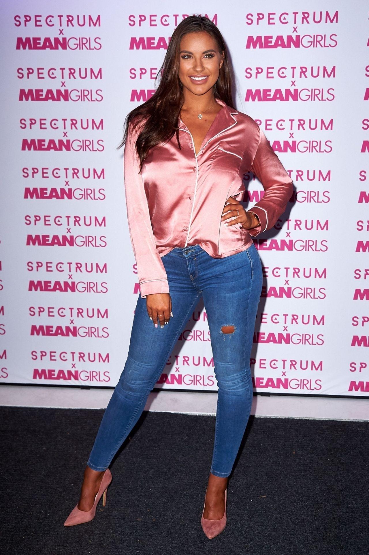 Jessica Shears Spectrum And Mean Girls Burn Book Launch