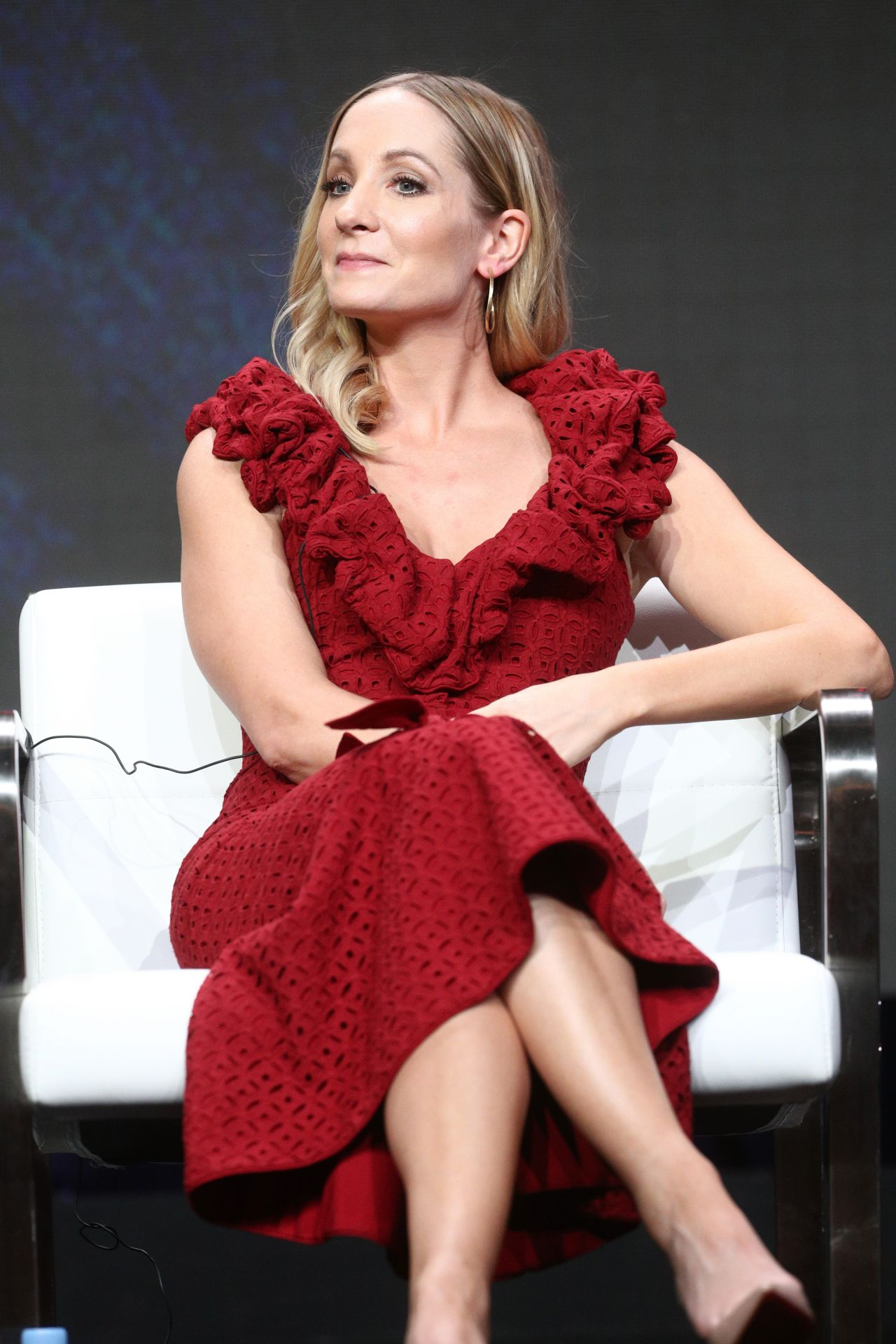 Joanne Froggatt Quot Liar Quot Tv Show Panel At Tca Summer Press